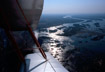 Flight over Victoria Falls in a Tigermoth